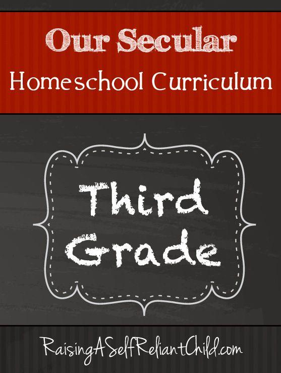 Our Secular Homeschool Curriculum Third Grade - Top Picks