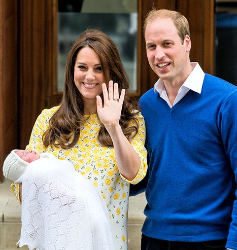 It's here -- and it's perfect! After much anticipation, Kate Middleton and Prince William have finally revealed the name of their baby girl. Kensington Palace announced on Monday, May 4, that the little girl is named Charlotte Elizabeth Diana.