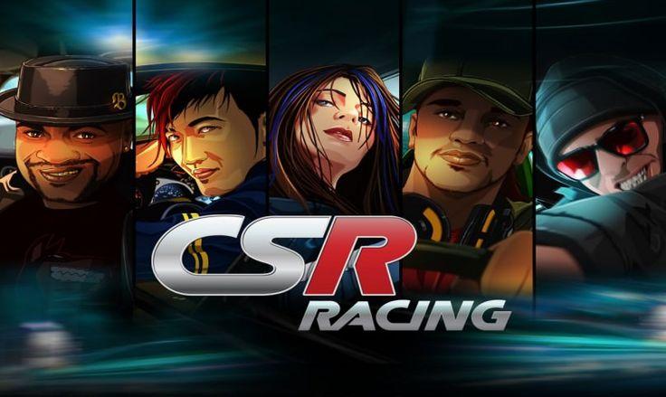 CSR Racing Hack And Cheats - Top Hacks