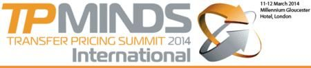 TP Minds International 2014@Millennium Gloucester Hotel(4-18 Harrington Gardens, Knightsbridge, London, SW7 4LH, United Kingdom) on 11-12 Mar, 2014@9am-5pm. **IBC's TP Minds summit is the world's annual meeting of choice for Heads of Transfer Pricing in multinational enterprises and their professional advisers. **Category: Conferences. **Booking: http://atnd.it/5568-1. **Conference: £1,599, Workshops (each): £399.