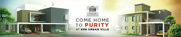 KRK Urban Ville  Villa  Area Range 2105 - 3190 sq.ft.  Location Whitefield,Bangalore  Bed Rooms 3 BHK  http://bangalore5.com/project_details.php?id=1922