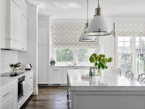 Sharing some of my tips for choosing window treatments.