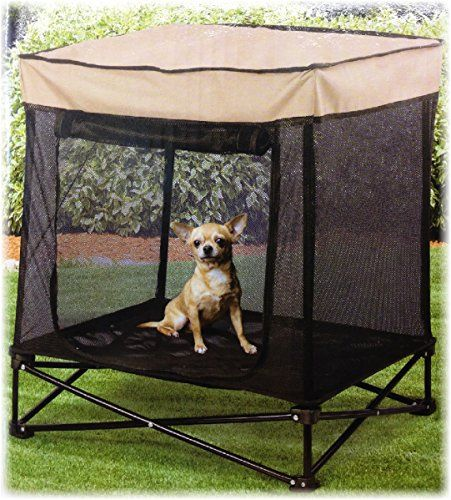 Special Offers - Pet Store Shady Portable Pet Kennel with Carry Case  Small - In stock & Free Shipping. You can save more money! Check It (October 05 2016 at 11:41PM) >> http://dogcollarusa.net/pet-store-shady-portable-pet-kennel-with-carry-case-small/
