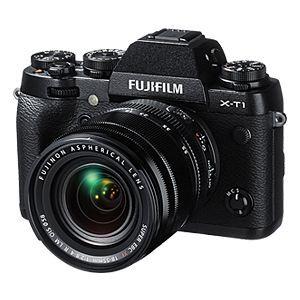 Une participation - Fujifilm XT1