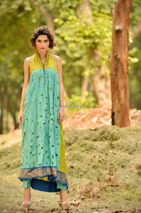 Nida Azwer Eid Dresses 2013 Part 2 for Ladies