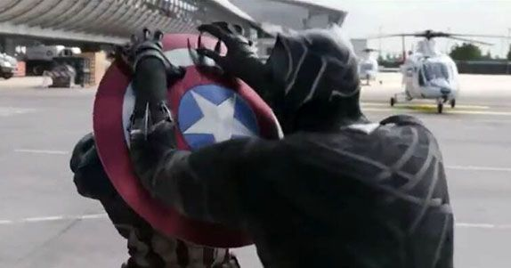 BLACK PANTHER si affila le unghie nel nuovo spot di CAPTAIN AMERICA: CIVIL WAR