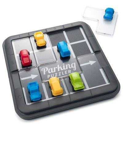 Parking Tournis | SmartGames - Jeux de réflexion pour un joueur