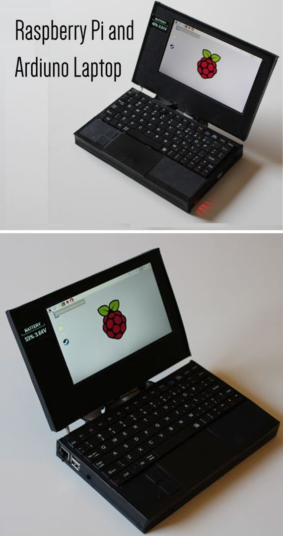 Since we are using the Pi 3 we dont have to worry about buying a Wifi or Bluetooth dongle because it has it all integrated. #DIYlaptop