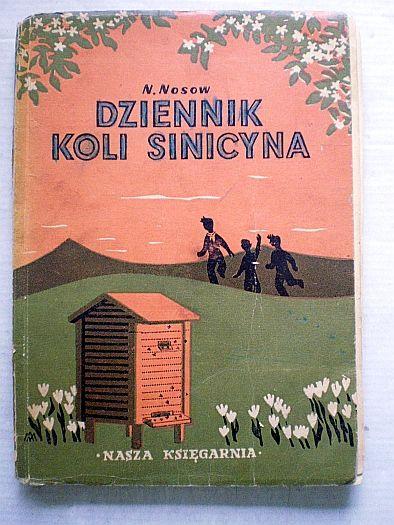 Dziennik Koli Sinicyna - N. Nosow 1951