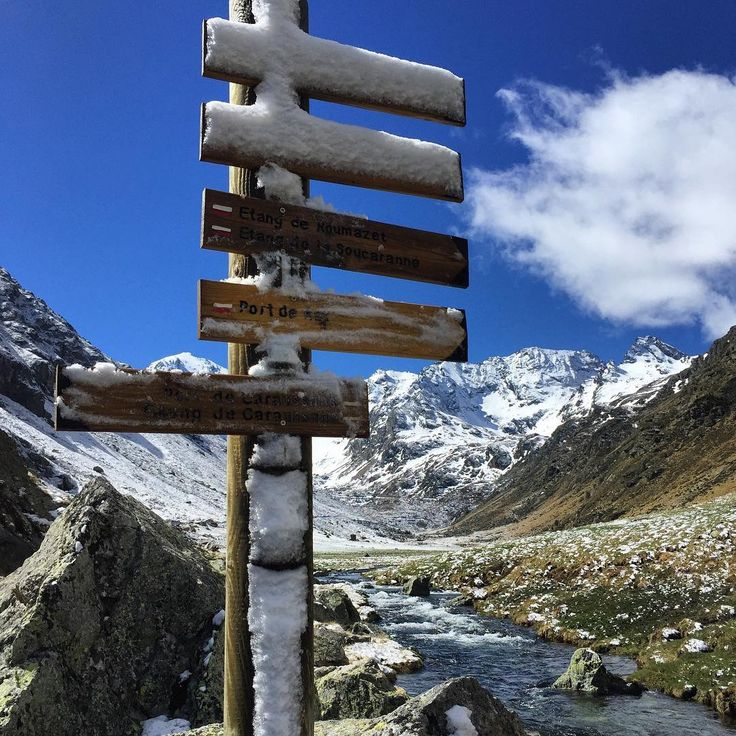 Amazing hiking trip !! Such a view.... ���� #beautiful #weather #blue #sky #clouds #mountain #snow #pyrenees #border #france #spain #andorra #hiking #trip #travel #bushwalk #nature #wanderlust #picoftheday #instagood #instadaily #instatravel #instanature #view #landscape #awesome #randonnee #montcalm #pirineos http://tipsrazzi.com/ipost/1518835038976088424/?code=BUT_Gu6lhlo