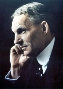"""Henry Ford - The founder of the modern American automotive industry was also the 1920s king of American anti-Semitism. Henry Ford is best known for being the inventor of the assembly line method of manufacturing automobiles, but he was also an avid fan of """"The Protocols of the Elders of Zion"""", the famous Russian anti-Semitic forgery.  Ford blamed the Jews for everything from pornography to alcoholism to communism and beyond."""