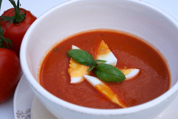 Hjemmelaget tomatsuppe – Berit Nordstrand
