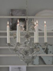 Bilde av Lysekrone for kronelys