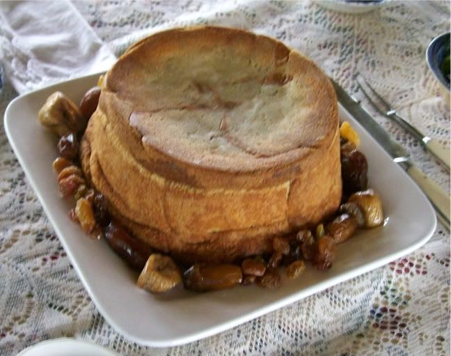 Living with jane 18th century food white pot bread and for 18th century cuisine