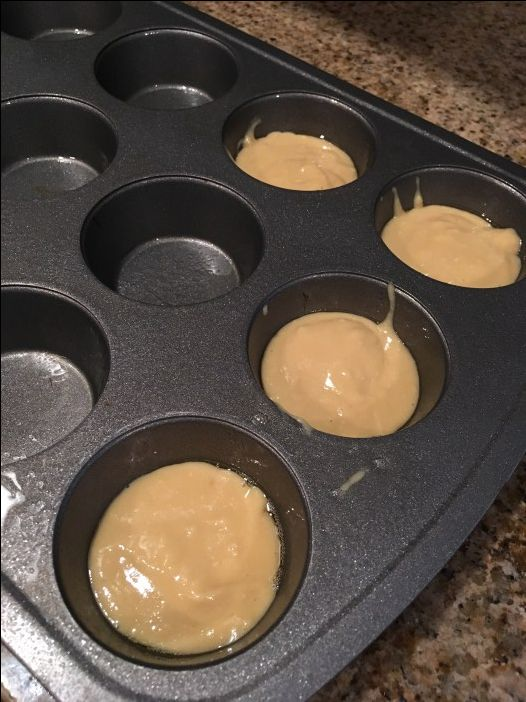 Herbalife Pancakes bites
