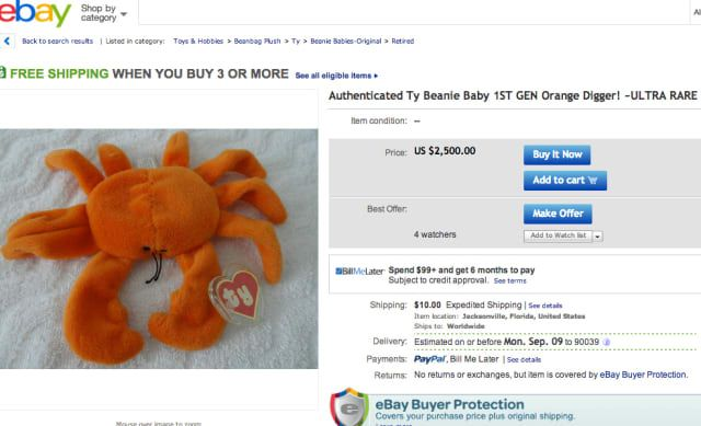 Some Beanie Babies Are Still Worth Something