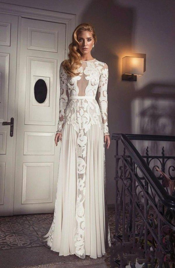 Sexy and Extravagant Wedding Dresses by Dany Mizrachi - Nadyana ...