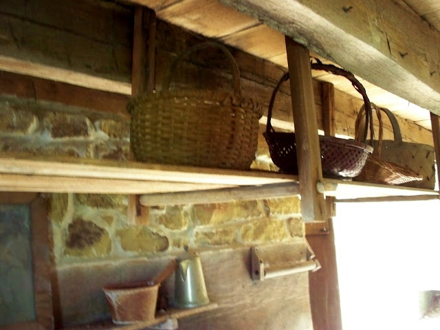Manchester Farms- Historic Baskets