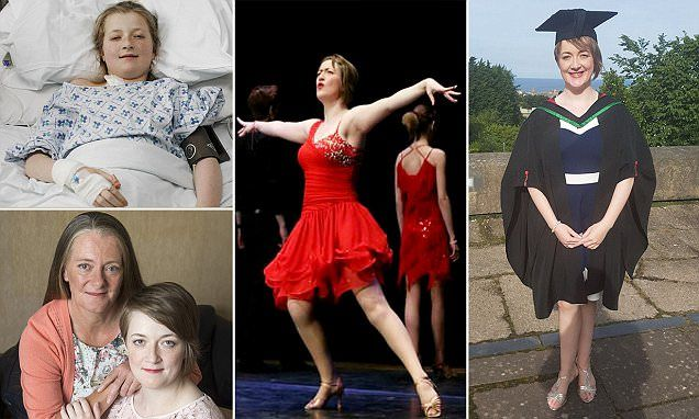 Full of joys of life at 22, the girl who won the right to die at 13