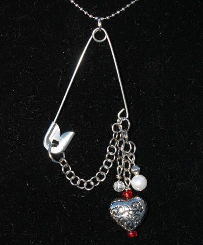 "Artbeads.com Jewerly Design Star Round 5 Winner - Allison Hink - ""Safety"""
