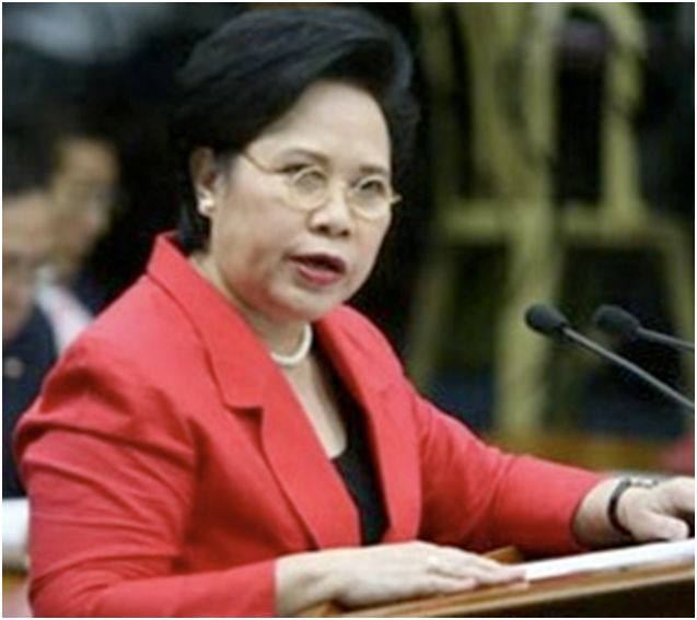 Top 10 Suggested Running Mates For Miriam Defensor Santiago For The Presidency