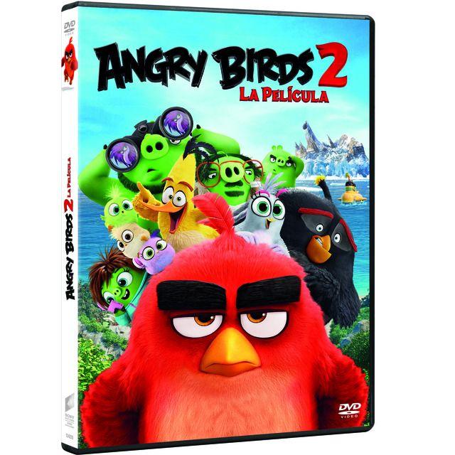 Pin De Gladys Escobar En Infantil 0 11 Anos Angry Birds Cerditos Dvd