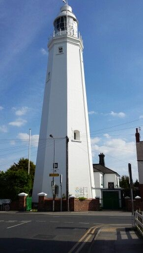'Withernsea Lighthouse', East Yorkshire the only inland light house in the Uk