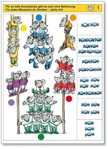 Piccolo: lieveheersbeestje kaart 1