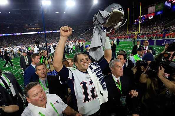 Here are the records Tom Brady broke or met tonight: | Super Bowl XLIX: New England Patriots Defeat Seattle Seahawks 28-24 - BuzzFeed News