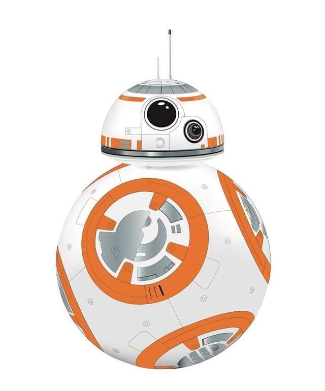BB-8 artwork   STAR WARS