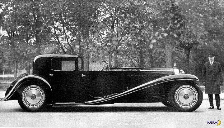 Age of Diesel — 1931 Bugatti Type 41 Royale