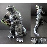 Bandai Japan Toho Kaiju Godzilla Series 2: Godzilla 1954/1955 (A, G-01/G-15) Solid Thick Vinyl Figure 6 Inches Tall with Licensed Green Border Movie Card Tag Bandai Japan/Toho Co. Ltd 1998 http://www.amazon.com/Bandail-GODZILLA-Shodai-Action-G-15/dp/B00JH1CS1C/ref=sr_1_1?s=toys-and-games&ie=UTF8&qid=1437154945&sr=1-1&keywords=bandai+6%22+godzilla+1954+%28shodai+goji%29+vinyl+action+figure+g-15