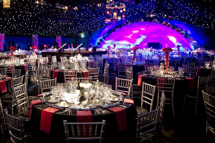 The stunning interior of the Artillery Garden at the HAC in London transformed for corporate Christmas parties and festive events #CorporateChristmasPartyVenue #LondonVenues #CorporateEvents #HACArtilleryGarden