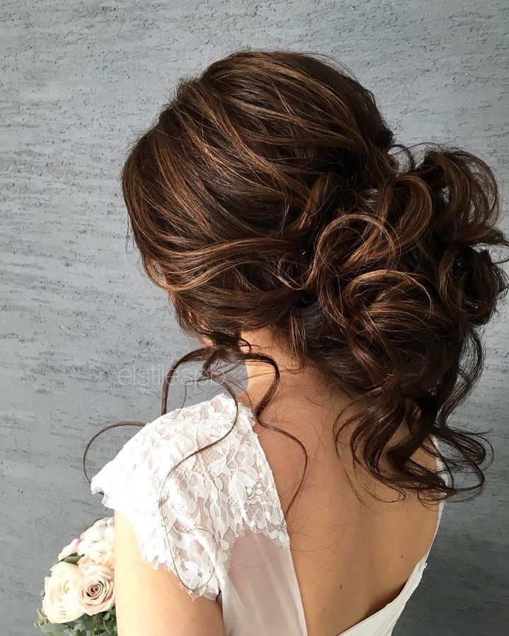 36 Messy Wedding Hair Updos: 17+ Ideas About Messy Wedding Hair On Pinterest