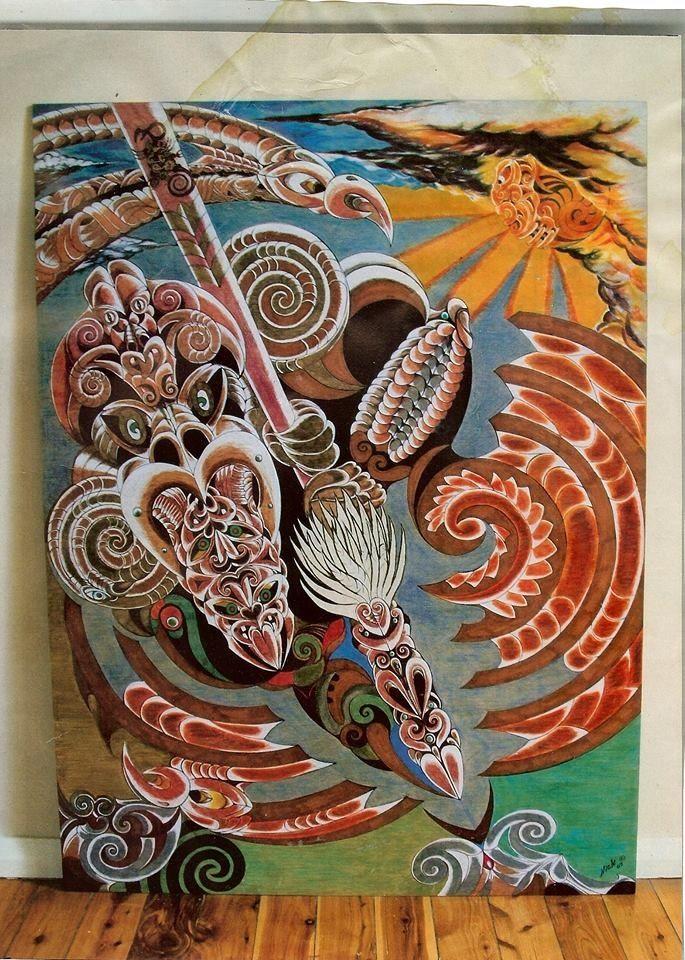 Maori art ❤️