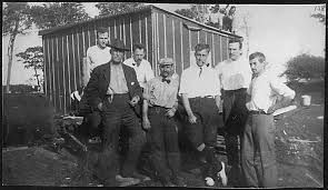Many treasure hunters including President Franklin D. Roosevelt, have tried to find treasure at Oak Island, Nova Scotia. In 1910, Roosevelt, at the age of 27, was part of an exploration group. He maintained a lifelong interest in Oak Island.