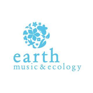 earth music & ecology アースミュージック&エコロジーのロゴ:華やかすぎないこと | ロゴストック