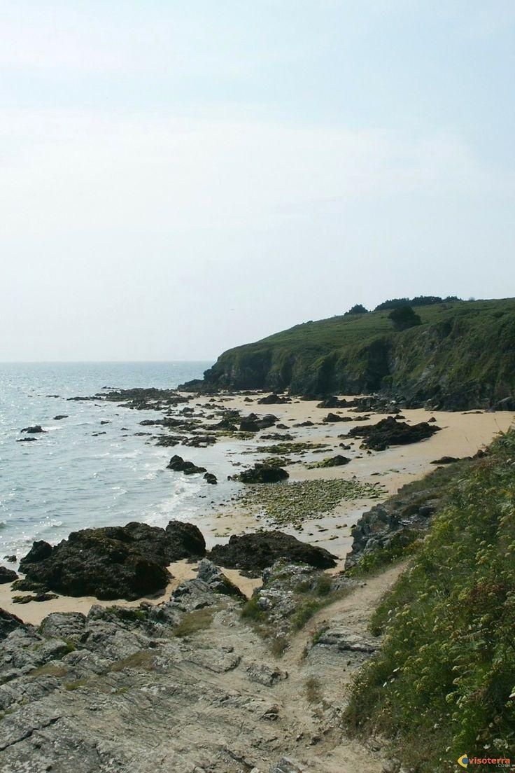 Belle le la plage des gal res bretagne pinterest for Port donnant belle ile