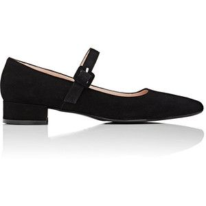 Barneys New York Women's Mary Jane Flats