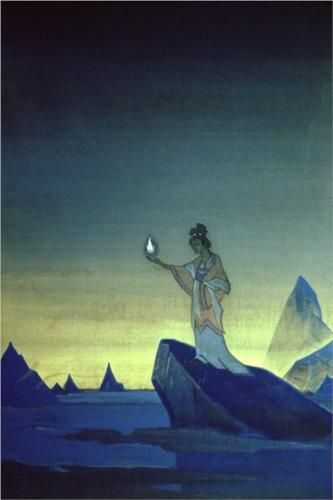Agni Yoga - Nicholas Roerich