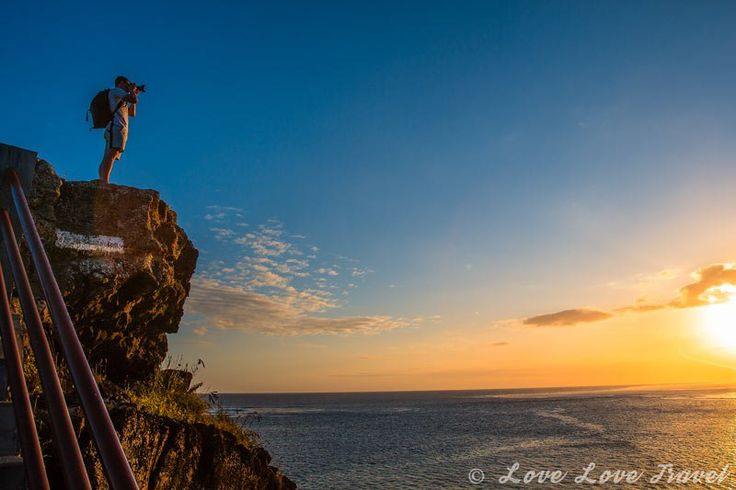 Maconde Point is one of the best spots to watch the sunset in the South of Mauritius. Check out the blog post for 28 photos of Mauritius like you have never seen it before.
