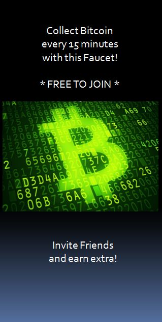 This has to be the easiest method of mining Bitcoin. All you do is join and collect your Satoshi every 15 minutes! Get up to 5000 Satoshi per collection.  Click here to join for free today: http://bonusbitcoin.co/?ref=756F76EC4589  #freebitcoin #minebitcoin #cryptocurrency #freemoney