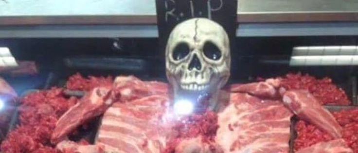 So oder so, Horror für Veganer…     (via Antivegan)