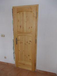 Dveře - borovice
