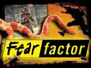 Fear factor party ideas