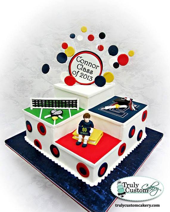 73 best Graduation Cakes images on Pinterest Graduation ...