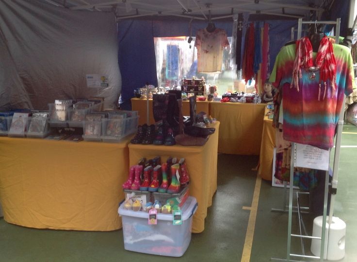 All Set up and open for business come visit us plenty of handmade gifts big Easter Sale. Elly Baba's Treasures. Receive a hand made card when you shop with us today. Happy Market Day!    #manlyvillageschoolmarkets #ellybabastreasures #gifts #sale #easter