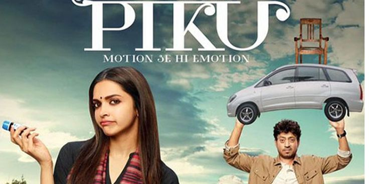 Piku movie got 6 awards and this is the most entertaining film of the 2015 year.