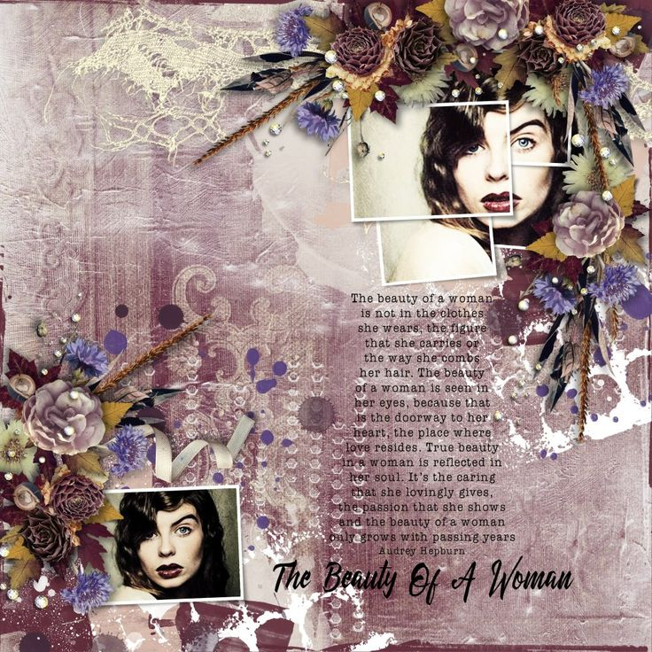 Kit Fading by Studio Manu. Template Arty Inspiration #10 by Heartstrings Scrap Art. Photos per kind favour of Marta Everest Photography.