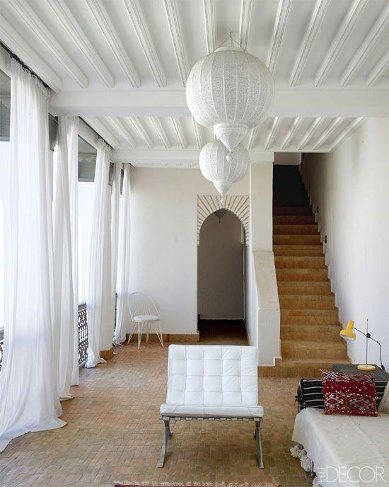 1000 id es sur le th me rideaux romains sur pinterest for Decoration fenetre marocaine